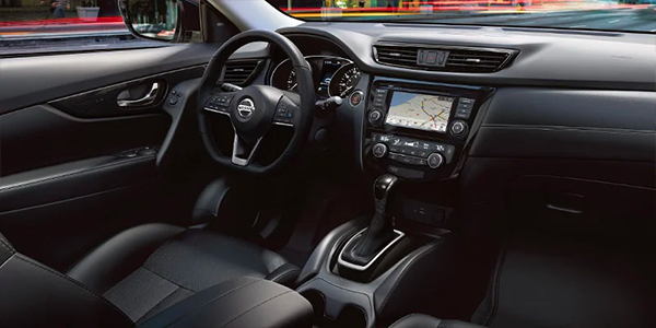 Nissan Rogue - Safety Features