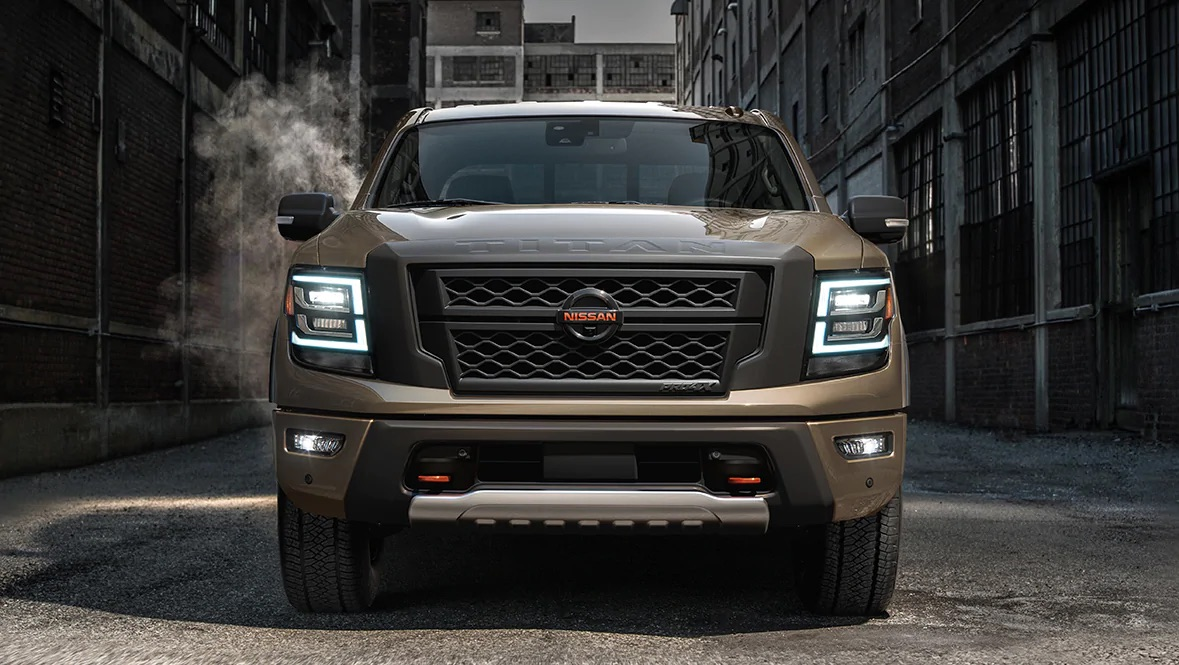 Nissan Titan - Engine (Power)