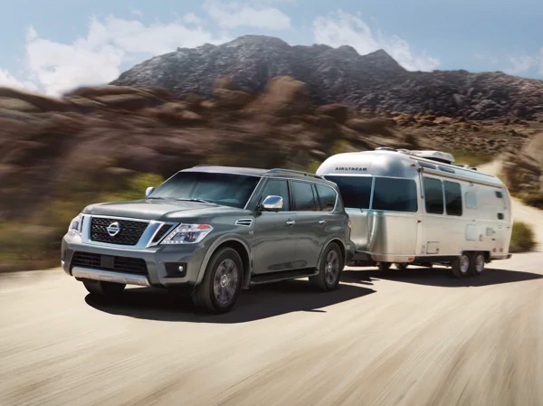 Nissan Armada - Performance