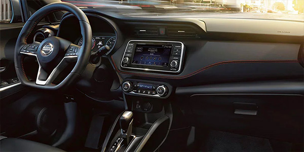 Nissan Kicks - Interior