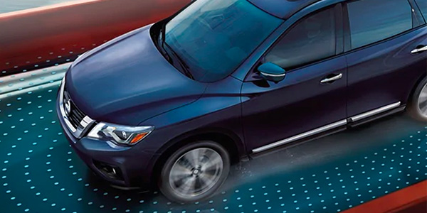 Nissan Pathfinder - Safety